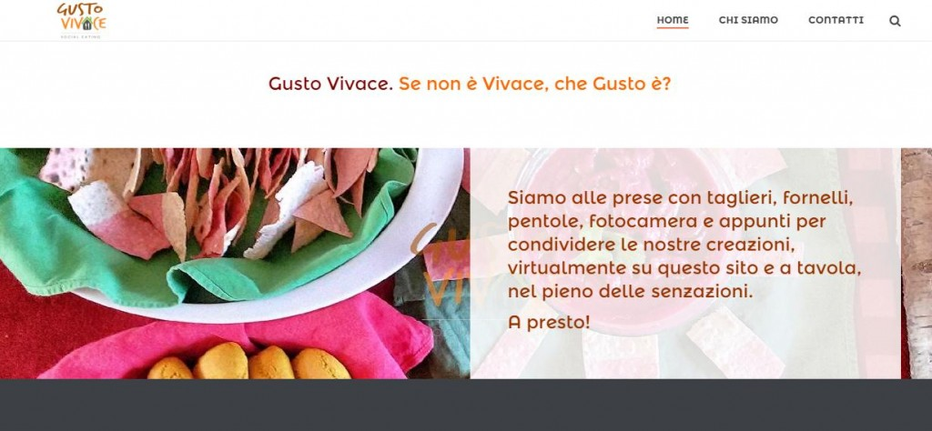 Gusto Vivace